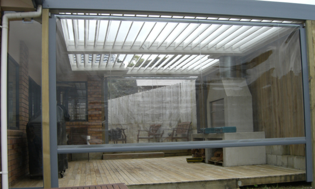 Channel Side outdoor blinds image 6