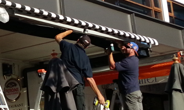 Cool Awnings Services
