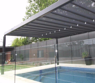 Helioscreen Retractable Roof NZ